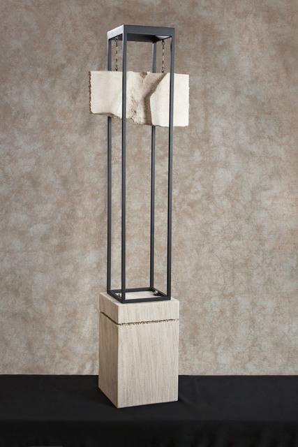 , 'Banner Stone 2,' 2018, Long-Sharp Gallery
