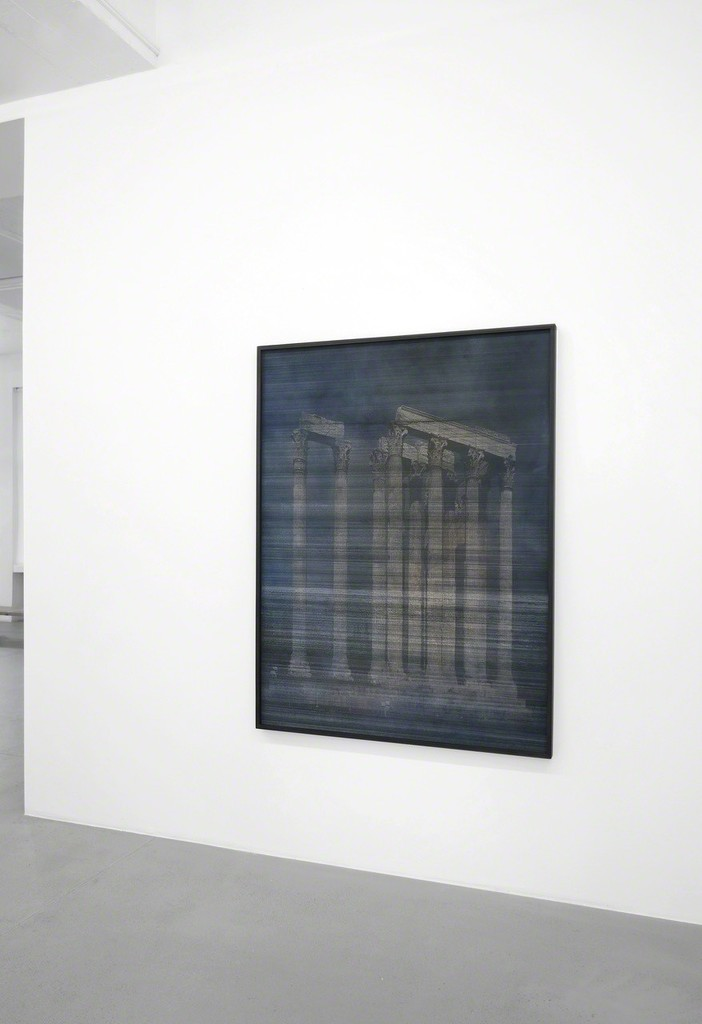 Temples VI, 2018
