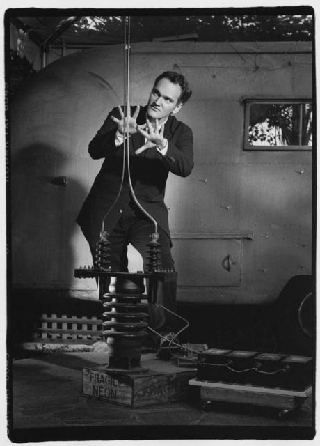 Michael Grecco, 'Quentin Tarantino, Hollywood California', 1995, Fabrik Projects Gallery