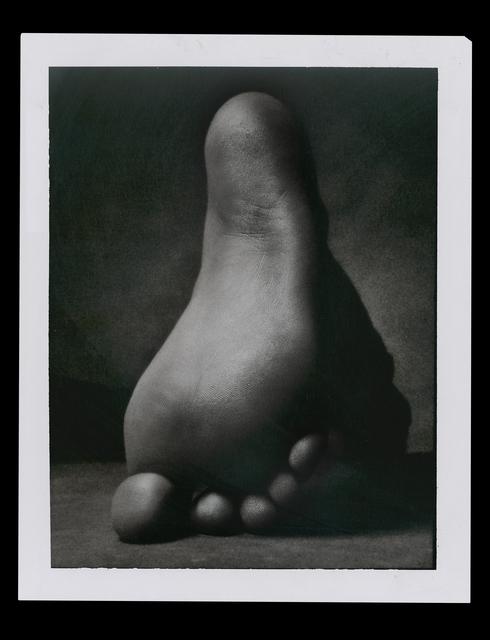 , 'Foot,' 1989, CHRISTOPHE GUYE GALERIE