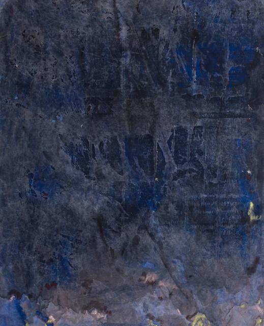 Matt Arbuckle, 'Known Unknowns 3', 2018, Tim Melville Gallery