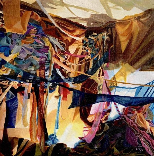 , 'Sanctuary No. 12 ,' 2019, Open Mind Art Space
