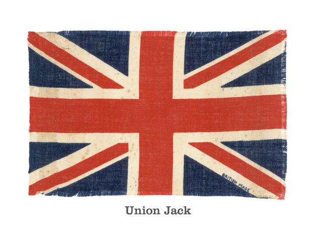 Peter Blake, 'Union Jack', 2011, Paul Stolper Gallery