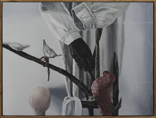 Shih Yung Chun, 'Bed Time Story.D4- The Red & White Birds', 2017, Yiri Arts