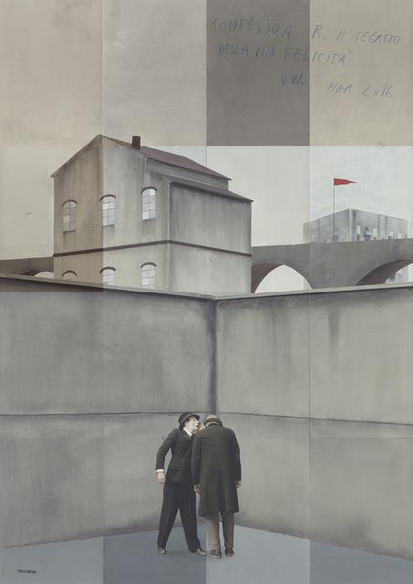 , 'Confesso A R. Il Segreto Della Mia Felicita ,' 2016, Weinstein Gallery - Minneapolis