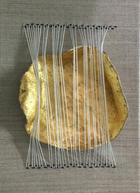 , 'Tender Golden Plate 02,' 2015, Art Vietnam Gallery