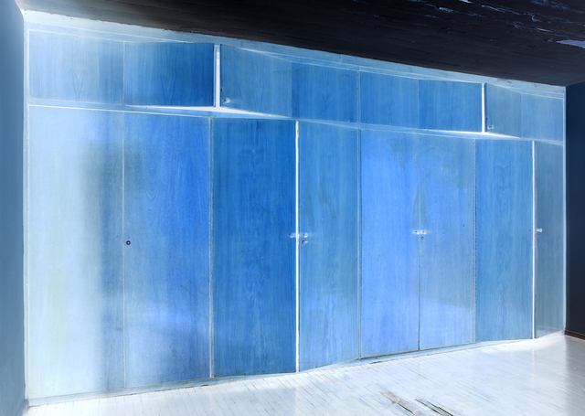 Jason Oddy, 'Wardrobe III, Imagem Secundária (Ghost House), Brasilia, Brazil', 2017, Photography, C-Type Print on Fuji Crystal Archive Paper, ElliottHalls