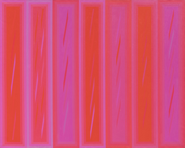 , 'Red Painting,' 1972, Arco Gallery