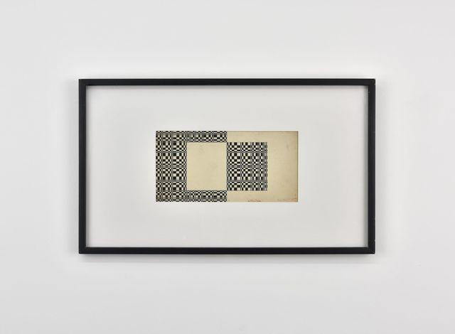 , 'Gouache cinétique,' 1959, Galerie Mitterrand