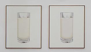 , 'Lactose/Intolerance (Double Portrait),' 2015, Dvir Gallery
