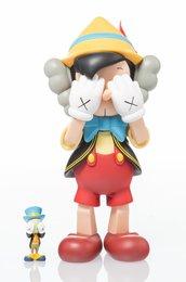 Pinocchio & Jiminy Cricket