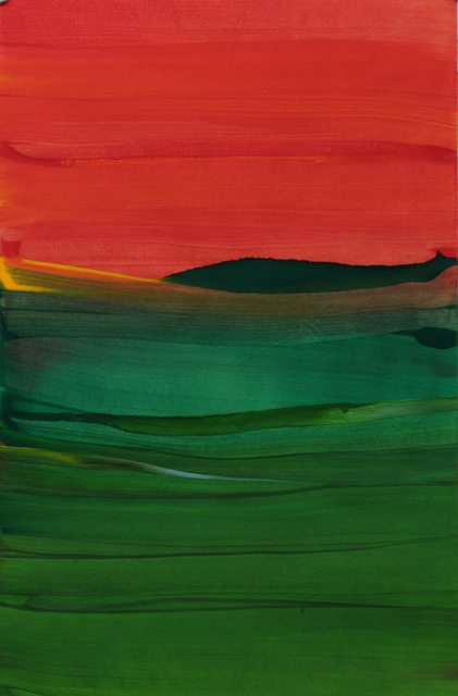, 'Around color CM 19,' 2014, Galería La Caja Negra