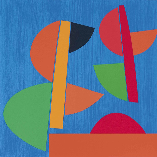 , 'Swing Red Newlyn,' 1998, The Missing Plinth