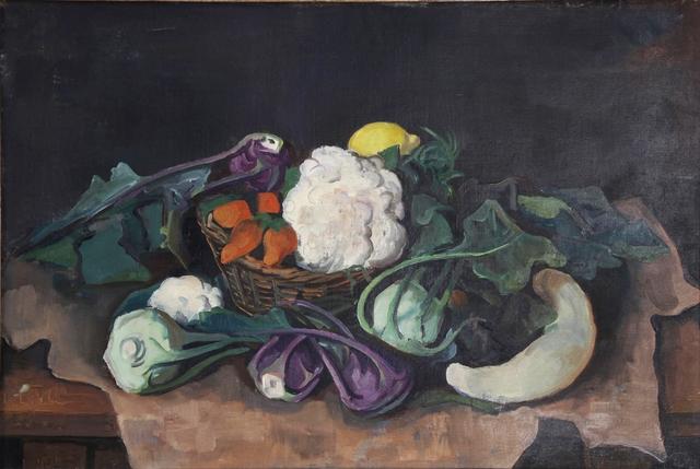 , 'Gemüsestillleben,' 1943, Henze + Ketterer