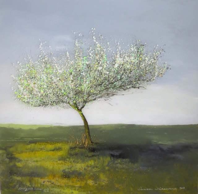 , 'Spring Has Come,' 2018, Quantum Contemporary Art