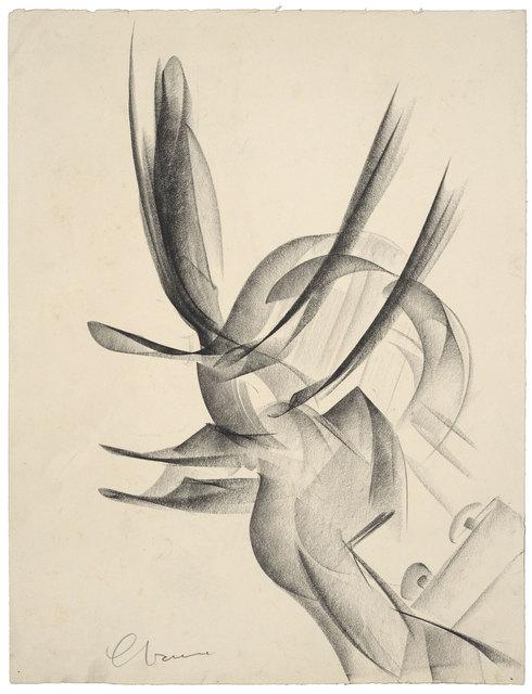 , 'Untited,' 1920, Jeanne Bucher Jaeger
