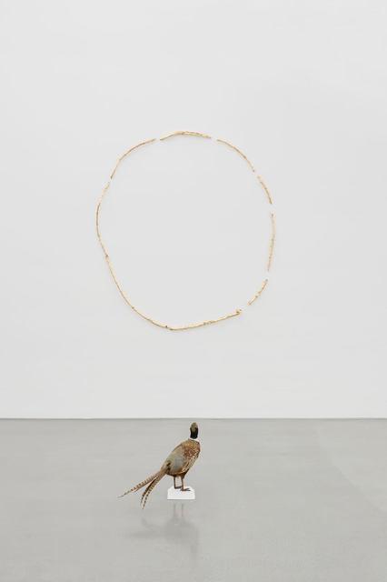 , 'Sección aurea,' 2017, Perrotin