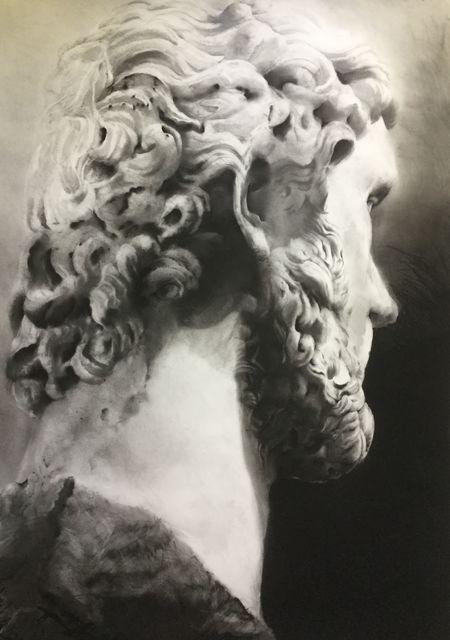 , 'Untitled (Emperor),' 2017, Cristin Tierney