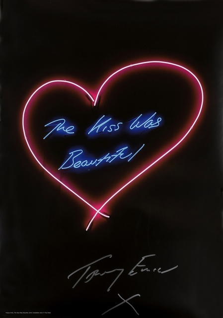 Tracey Emin, 'The Kiss Was Beautiful', 2016, Forum Auctions