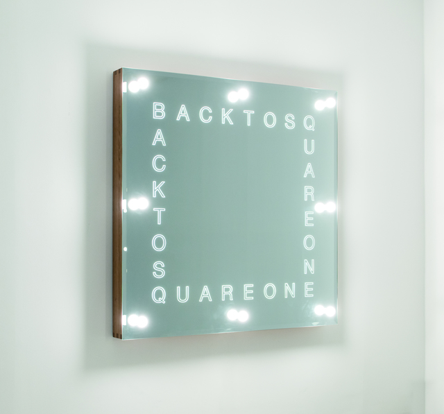 , 'Back To Square One,' 2018, Gallery Hyundai