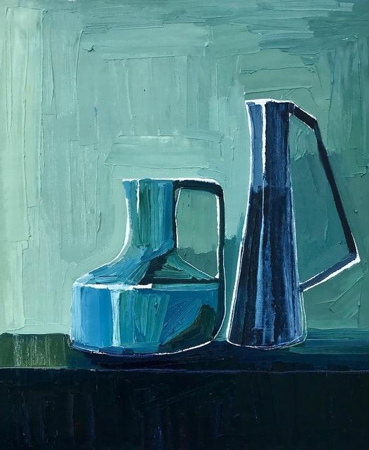, 'Two Jugs,' 2017, Edwina Corlette Gallery