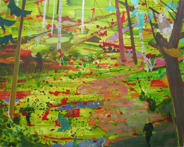 , 'Ballad of Jodi and Travis 3,' 2019, Arusha Gallery