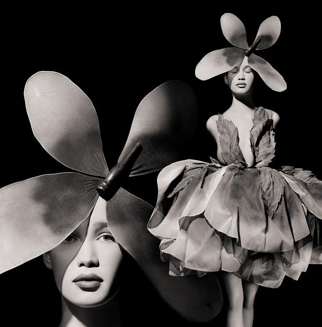 , 'Anitta (Flower Gown),' 1987, CAMERA WORK