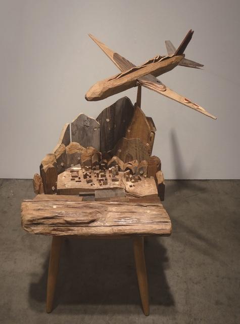 , 'Flight Over A-City,' 2014, Tachibana Gallery