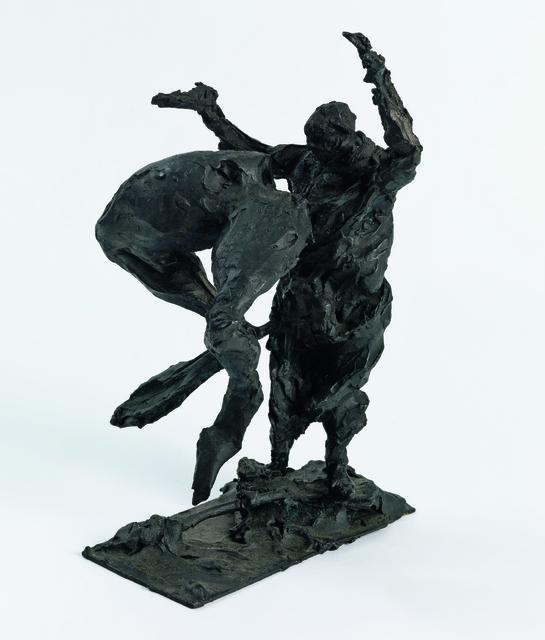 , 'Django (Figurine),' 2016, Middelheim Museum
