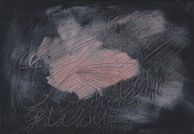 , 'Untitled. Series piedras, tijera, papel,' 2018, Hache Gallery
