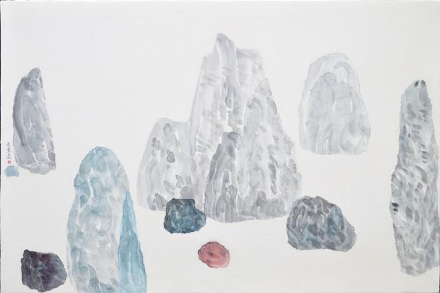 , 'Discrete Islands No. 39,' 2017, Tina Keng Gallery