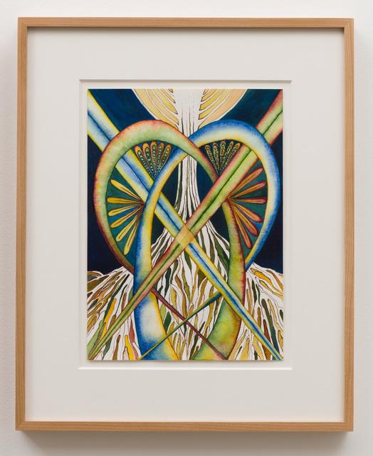 Faith Wilding, 'Rooted', 2018, Anat Ebgi
