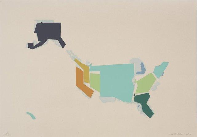 , 'Arbitrary Country,' 2007, Atrium Gallery