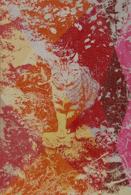 , 'Static Image Painting/ Red/ Cat/ Largo Argentina,' 2007, Wilding Cran Gallery