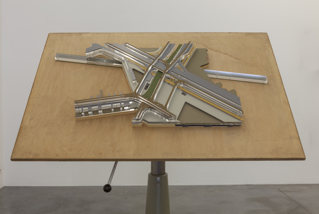 , 'Sector X, Study,' 2010, Tatjana Pieters