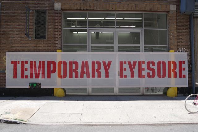 , 'Temporary Eyesore,' 2008-2016, Bortolami