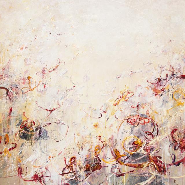 , 'Venn Dreams in Vermillion,' 2018, Winston Wächter Fine Art