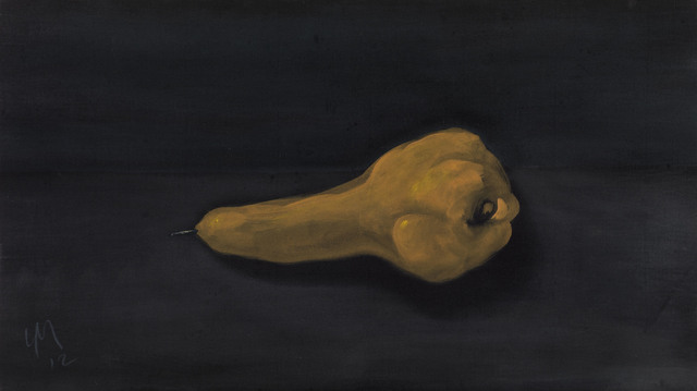 , 'Old Pear,' 2012, Grob Gallery