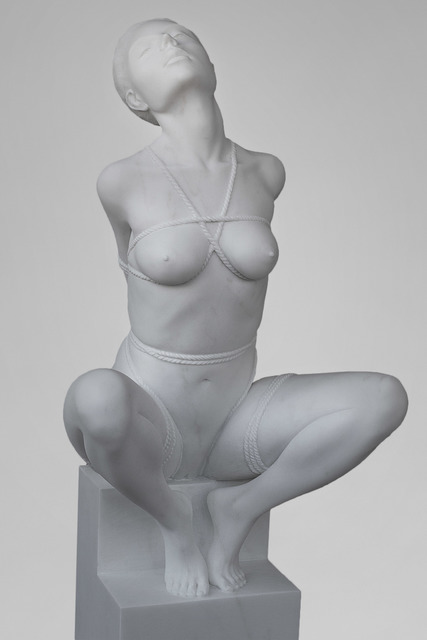 , 'Shibari I,' 2019, Simard Bilodeau Contemporary