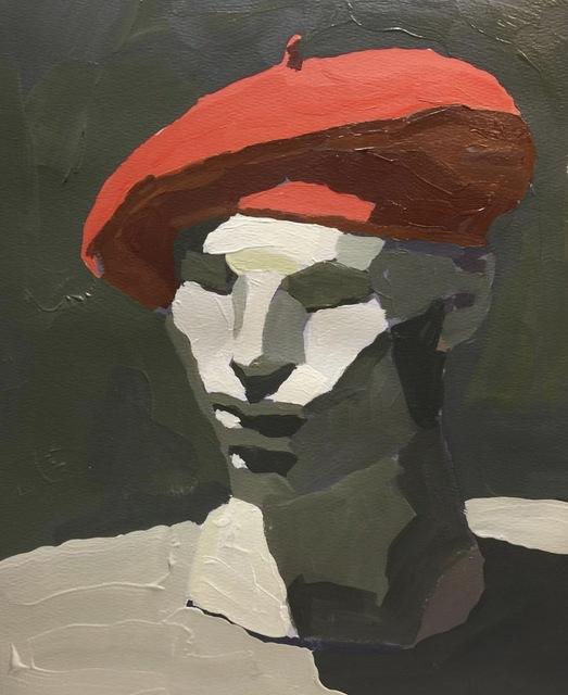 , 'Mr.Planes French Chapeau,' 2018, Vanessa Rothe Fine Art