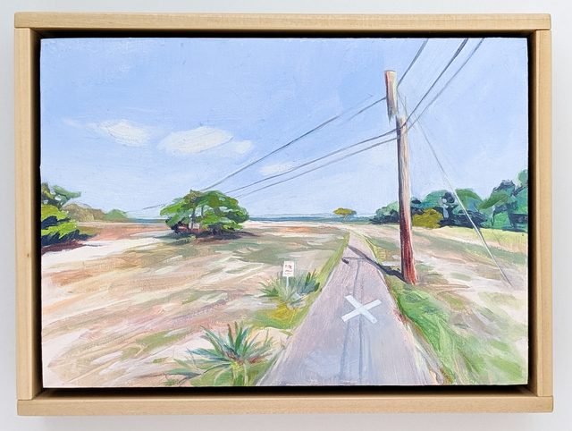 , 'Haven's Beach Road, Sag Harbor,' 2019, VSOP Projects