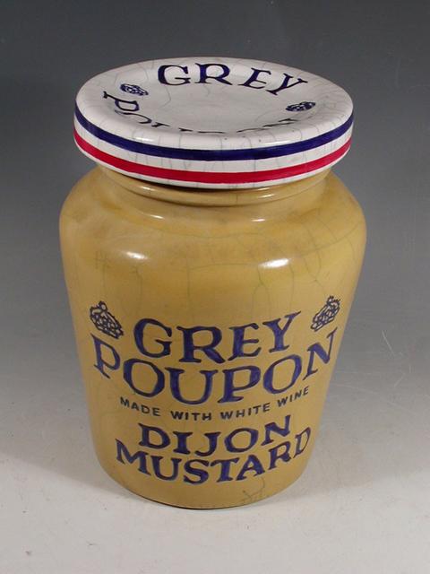 , 'Grey Poupon Jar,' 2019, CODA Gallery