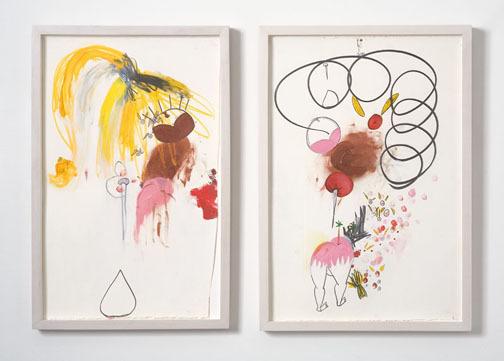 , 'SZ1/SZ2,' 2010, Galerie Laurent Godin