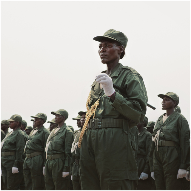 , 'Becoming South Sudan Chapter I (Portraits): Sovereign,' 2011, The Ravestijn Gallery