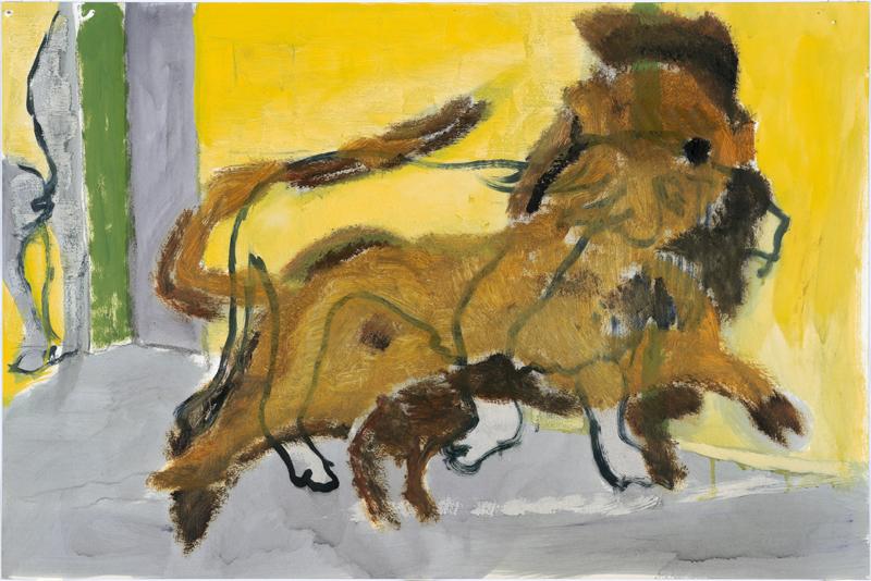 Peter Doig, 'Untitled,' 2015, Fondazione Bevilacqua la Masa
