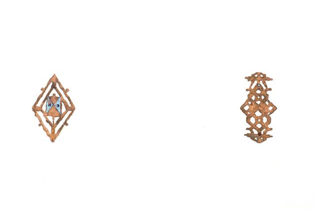 , 'The Jewels from Bweju 10-11,' 2018, Annette De Keyser Gallery