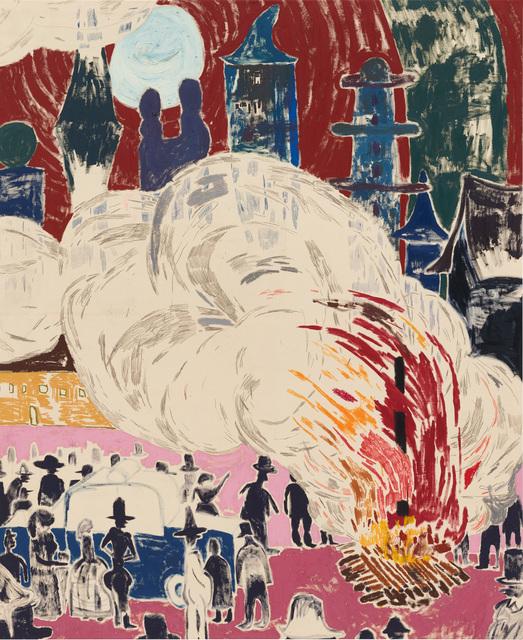, 'Fairer Prozess,' 2017, Setareh Gallery