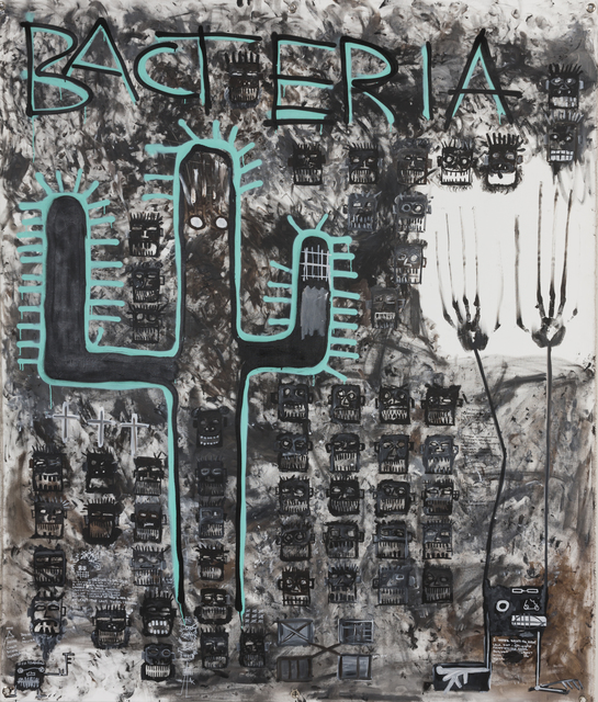 , 'Bacteria,' , Galleri Duerr