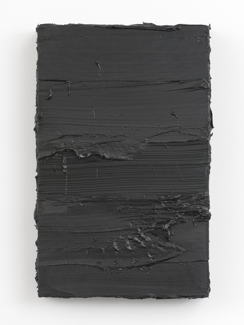 , 'Scheveningen Black,' 2018, Galería Pelaires