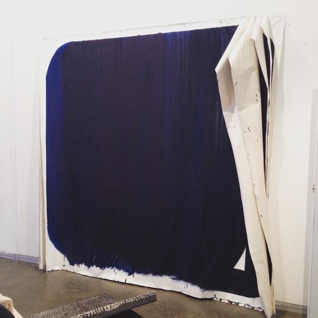 , 'Seis telas de 2 x 2 m,' 2015, MCHG - María Casado